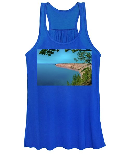 Eveing Light On Grand Sable Banks Women's Tank Top