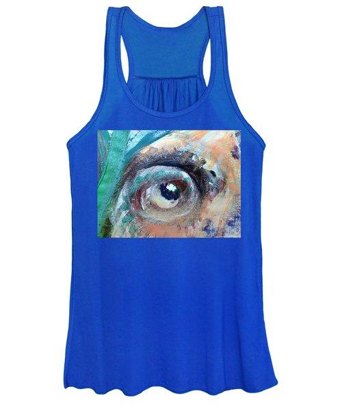 Eye Go Slow Women's Tank Top