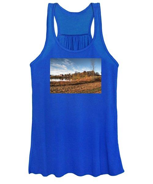 Farm Fall Colors Women's Tank Top
