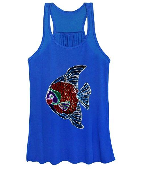 Fish Tales Women's Tank Top
