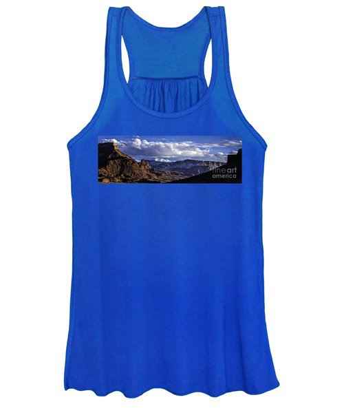 Fisher Towers Women's Tank Top