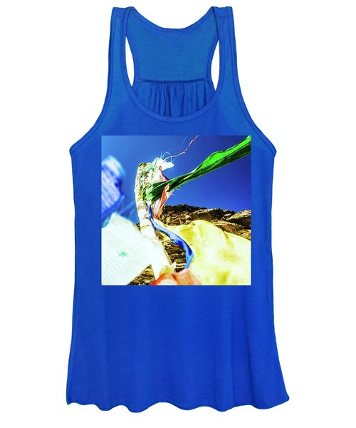 Flags Of Many Colours Women's Tank Top