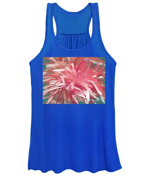 Floral Profusion Women's Tank Top