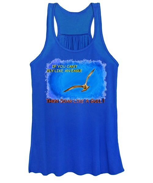 Flying Gull Women's Tank Top