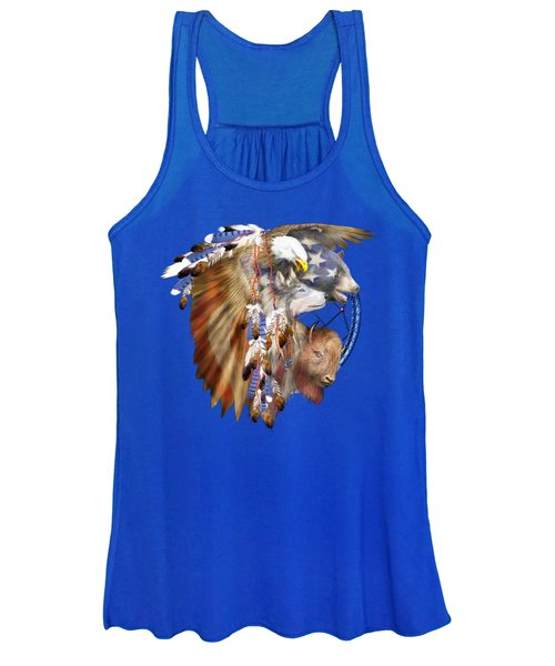 Freedom Lives Women's Tank Top