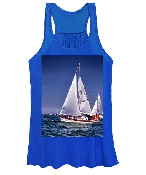 Full Sail Ahead Women's Tank Top