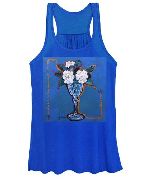 Gardenias Women's Tank Top