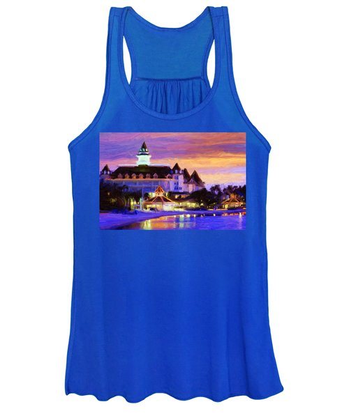 Grand Floridian Women's Tank Top