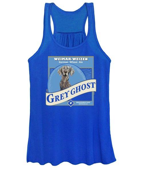 Grey Ghost Weimar-weizen Wheat Ale Women's Tank Top