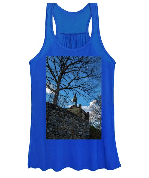 Guarded Summit Memorial Women's Tank Top