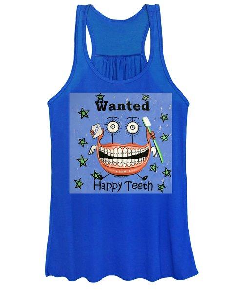 Happy Teeth Women's Tank Top