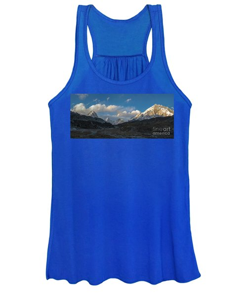 Heading To Everest Base Camp Women's Tank Top