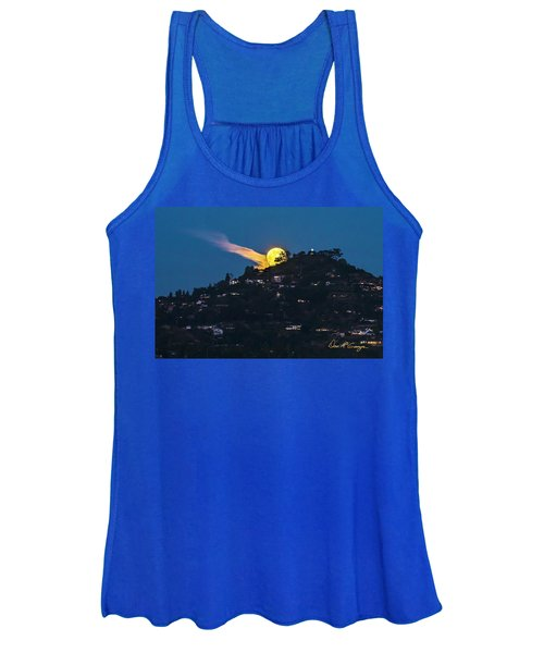 Helix Moon Women's Tank Top