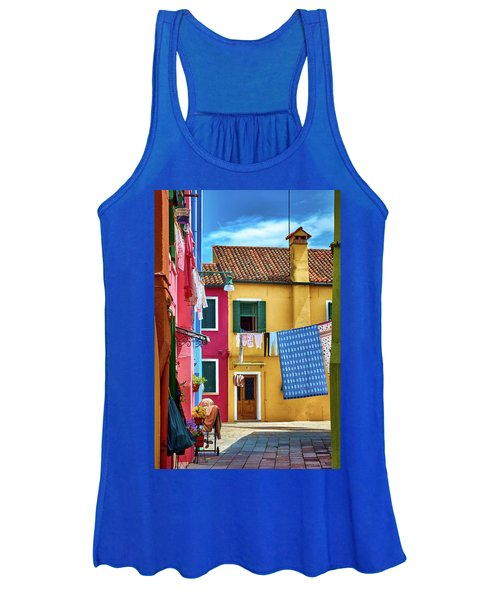 Hidden Magical Alley Women's Tank Top