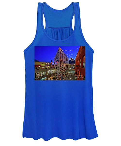Horton Plaza Shopping Center Women's Tank Top