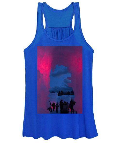 Ice And Colors  Women's Tank Top