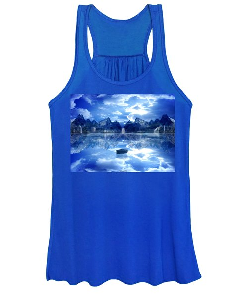 If I Could Turn Back Time Women's Tank Top