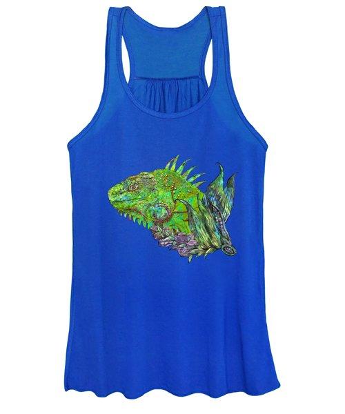 Iguana Cool Women's Tank Top