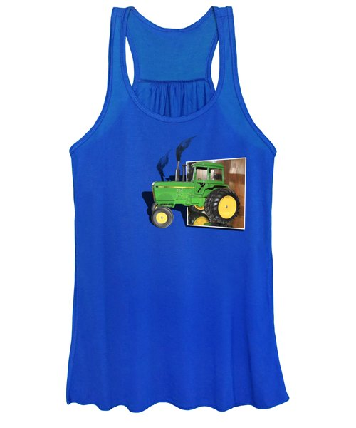 Into The Fields Women's Tank Top