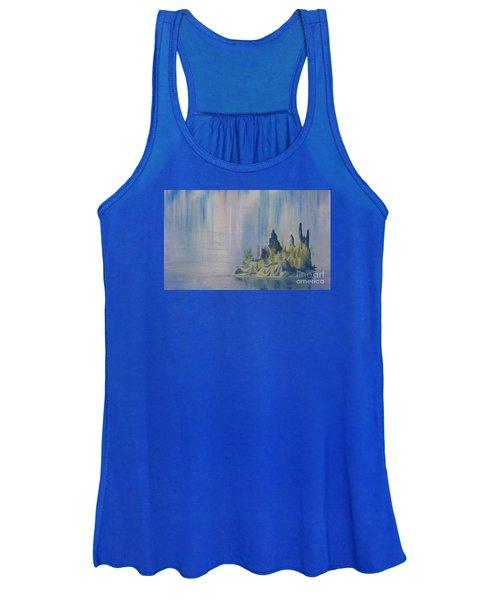 Isle Of Reflection Women's Tank Top