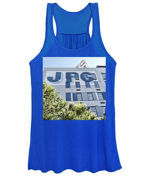 Jfg Looking Up Women's Tank Top