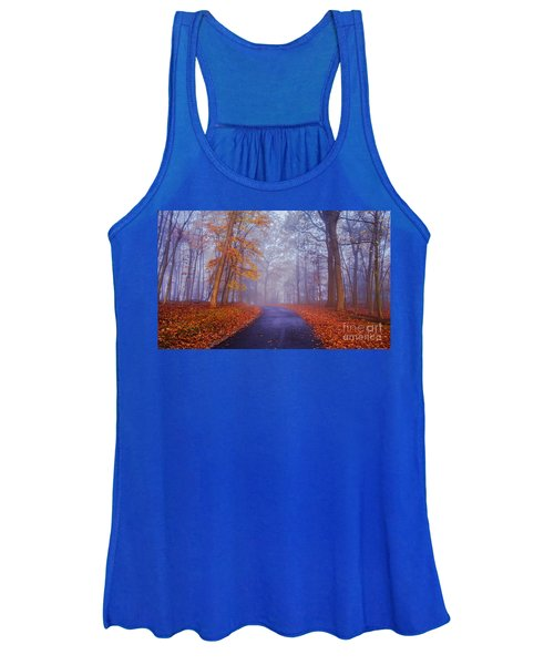 Journey Continues Women's Tank Top