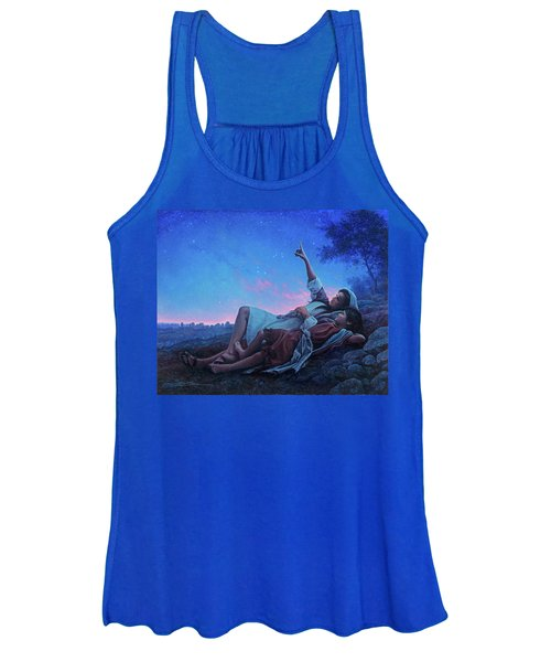 Just For A Moment Women's Tank Top