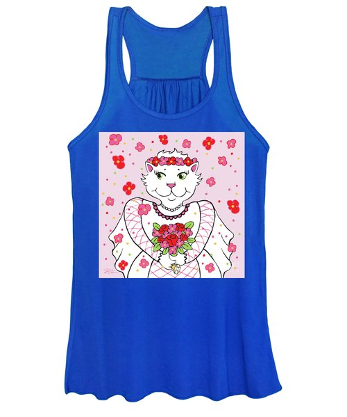Kitty Bride Women's Tank Top