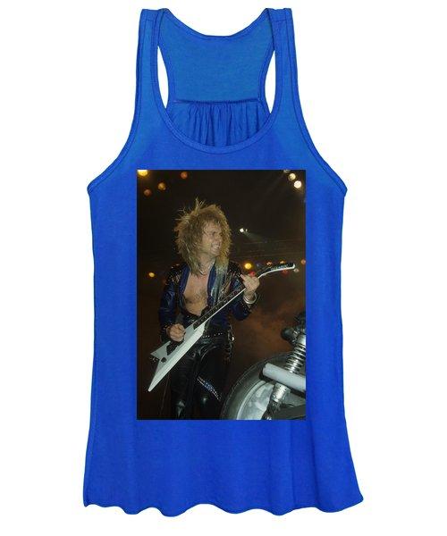 Kk Downing Of Judas Priest Women's Tank Top
