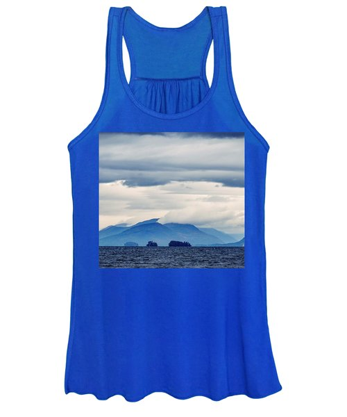 Lake George Is The Queen Of American Lakes Women's Tank Top