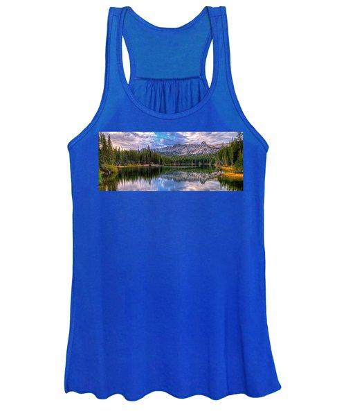 Lake Mamie Panorama Women's Tank Top