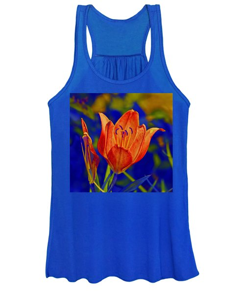 Lily With Sabattier Women's Tank Top