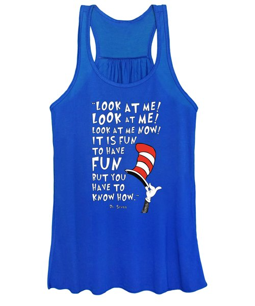 Look At Me Women's Tank Top