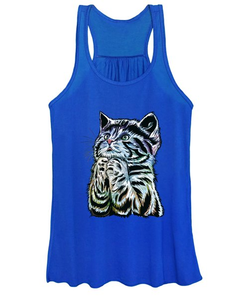 Lunch Time. Women's Tank Top