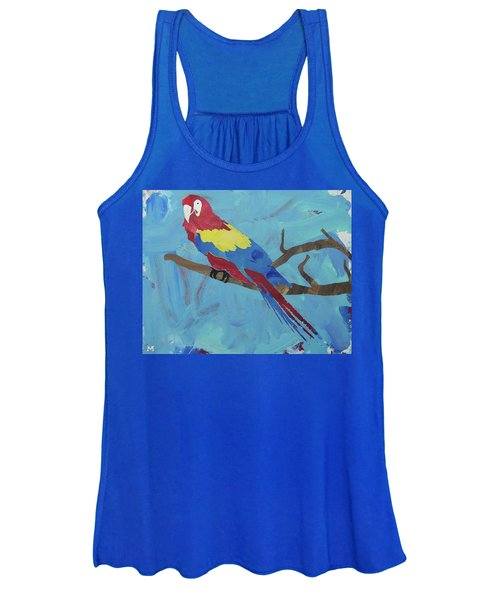 Macaw Women's Tank Top