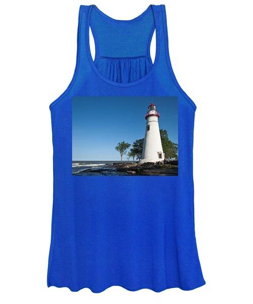 Marblehead Lighthouse Women's Tank Top
