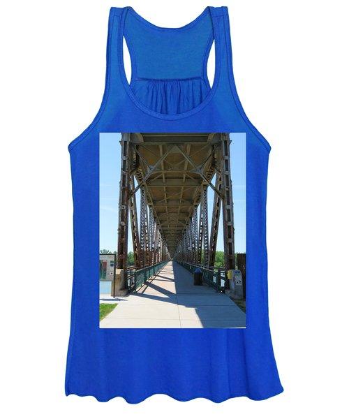Meridian Bridge Women's Tank Top