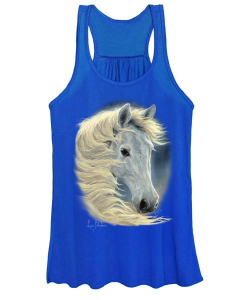 Midnight Glow Women's Tank Top
