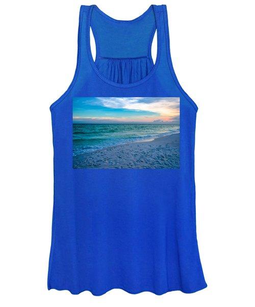 Miramar Blue  Women's Tank Top