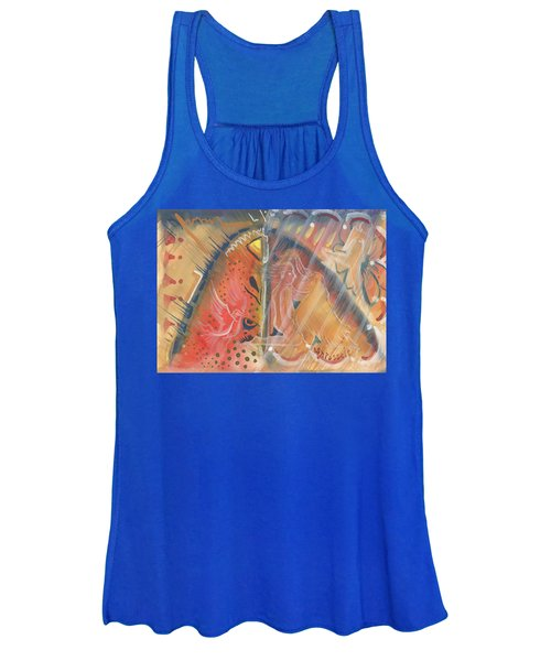 Mistic Cave Women's Tank Top