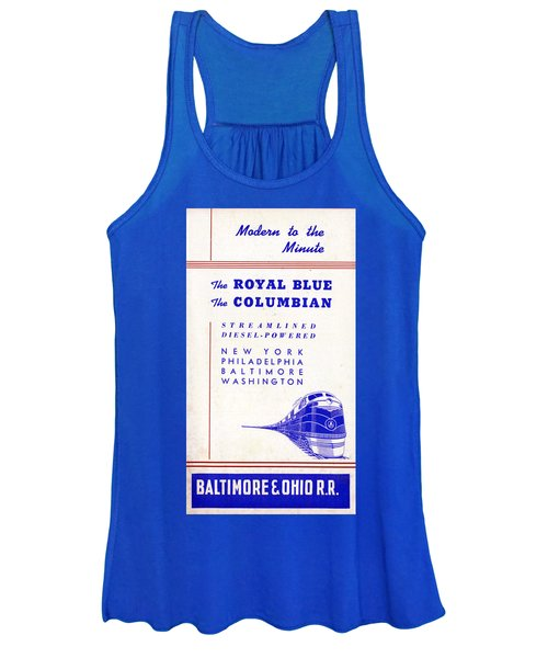 Modern To The Minute Women's Tank Top