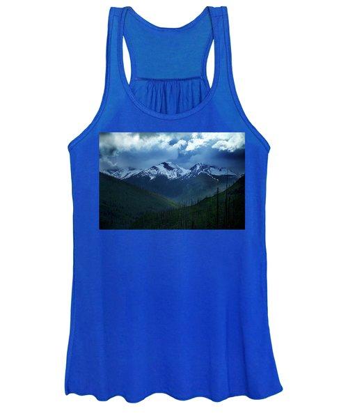 Montana Mountain Vista #2 Women's Tank Top