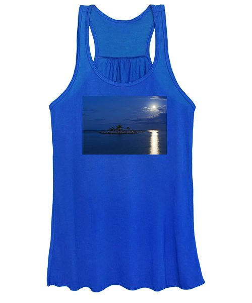 Moonlight Island Women's Tank Top