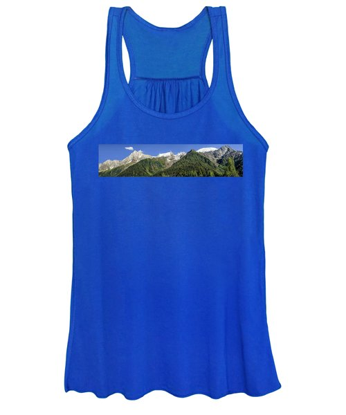 Mountains Women's Tank Top