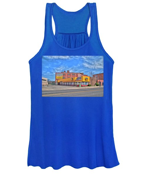 Mr Tire 15117 Women's Tank Top
