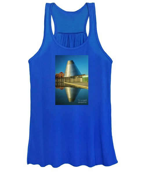 Museum Of Glass Tower Women's Tank Top