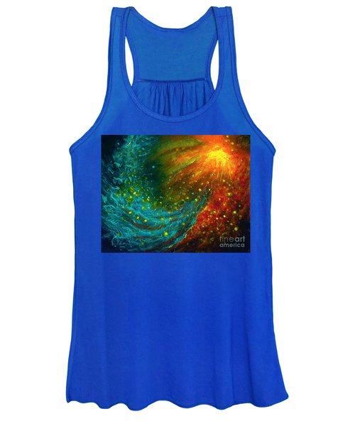 Nebulae  Women's Tank Top