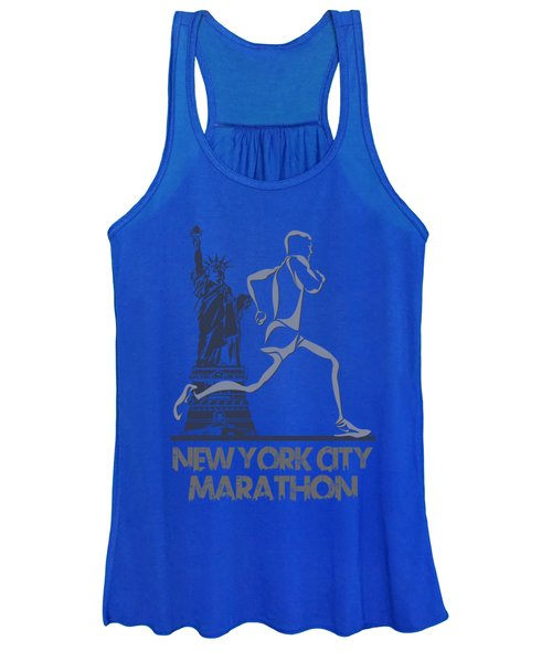 New York City Marathon3 Women's Tank Top