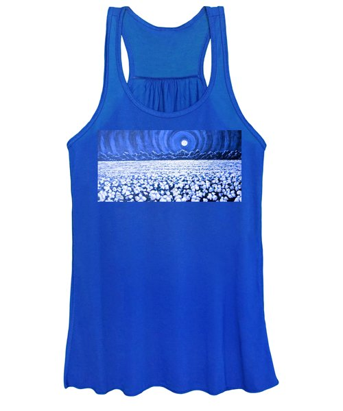 Night Light Women's Tank Top