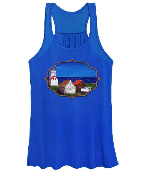 North Rustico - Prince Edwards Island Women's Tank Top